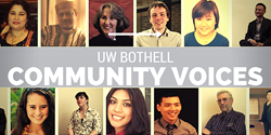 Community Voices graphic