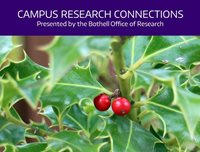 Campus Research Connections slide