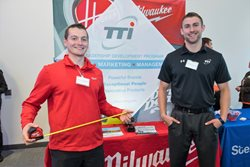 Jackson Schwalbach, Joe Zimmerman of TTI