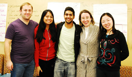 UW Bothell Peer Mentorship Pilot Project team
