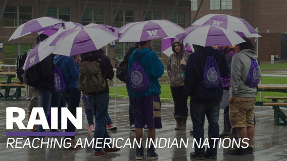 RAIN (Reaching American Indian Nations)