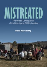 "Book cover, ""Mistreated"""