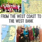 class photo: from the west coast to the west bank flyer