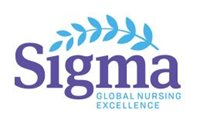 Sigma logo with text global nursing excellence
