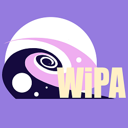 UWB Women in Physics and Astronomy logo