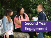Second year engagement