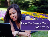 How To Create Your U W Net ID