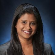a picture of professor geetha