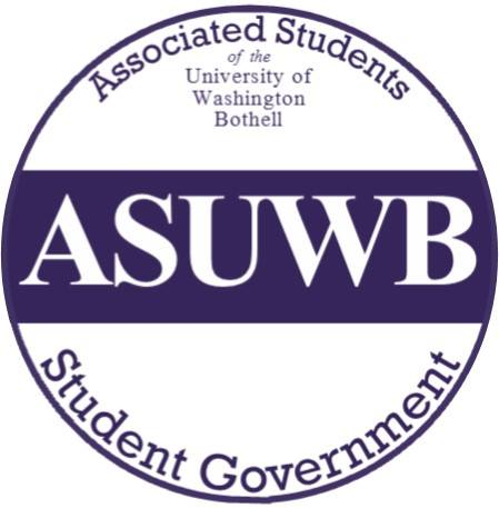Associated Students of UW Bothell wordmark
