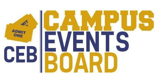 Campus Events Board Wordmark