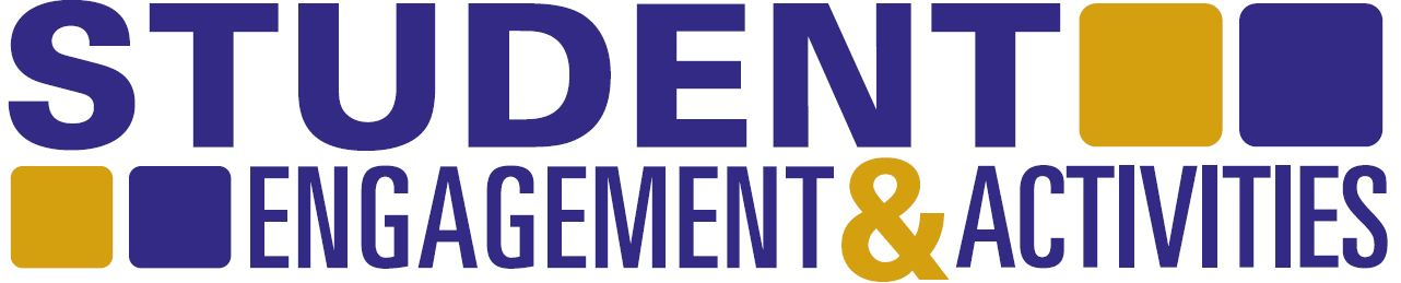 Student Engagement and Activities wordmark
