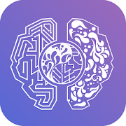 app icon of a brain