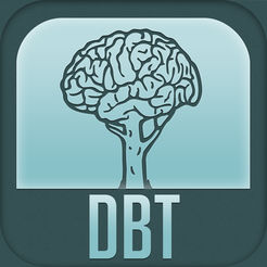 app icon of a tree trunk with a brain as its top