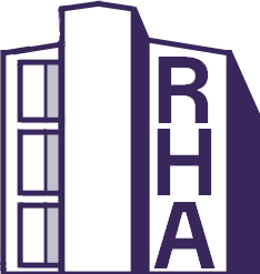 banner of the Residence Hall Association