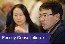 Faculty Consultation