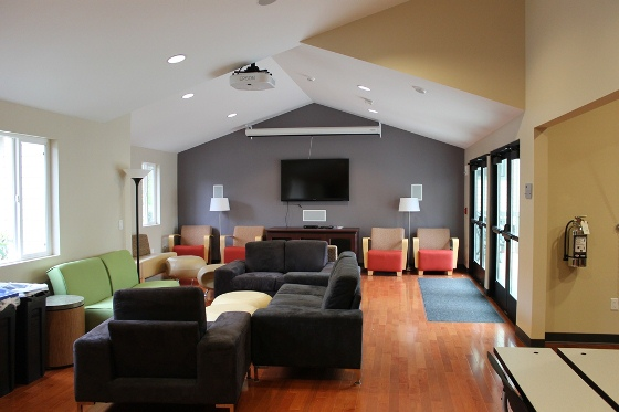 Large Living Room Seating Area