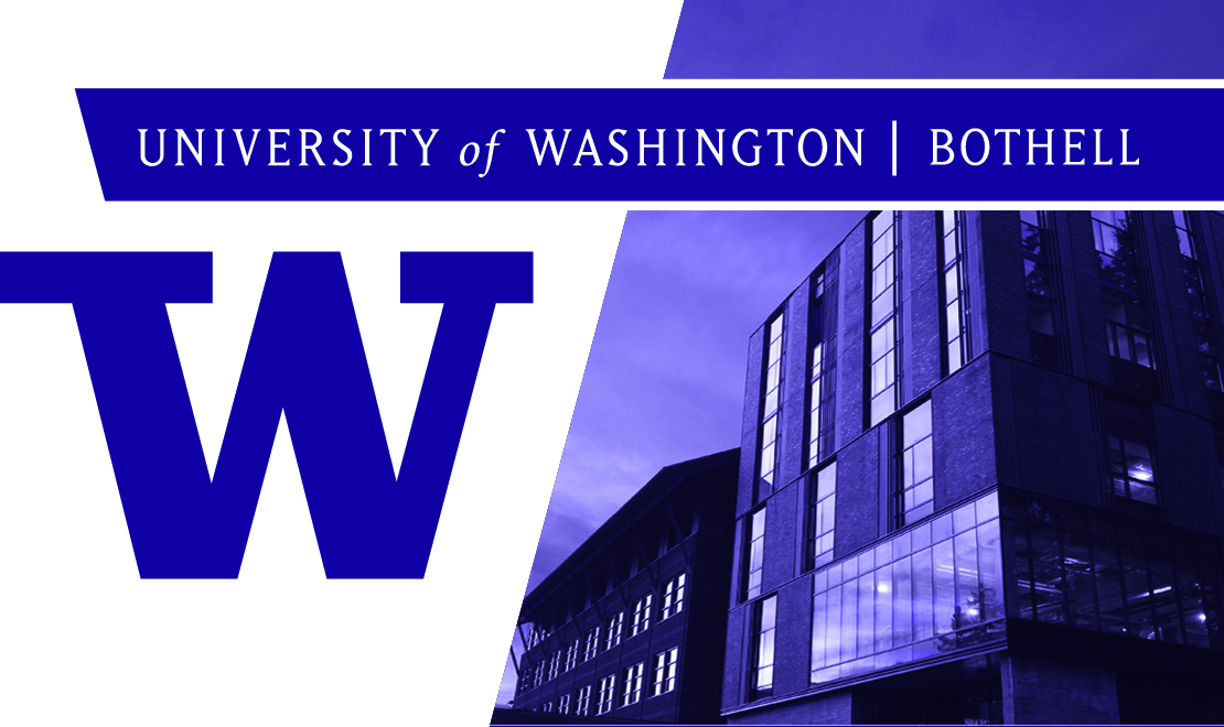 Business Cards Uw Bothell Brand Uw Bothell