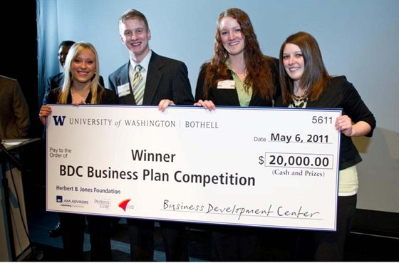 business plan competition winner pdf