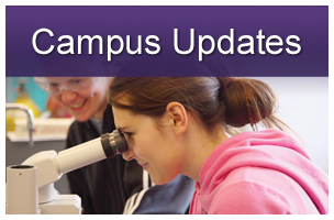Student Spotlight: Campus Updates